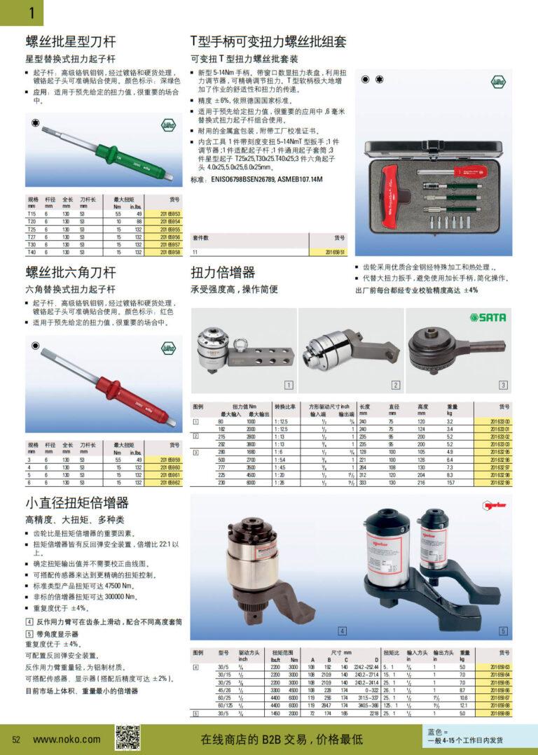 NOKO 手工具 扭力倍增器