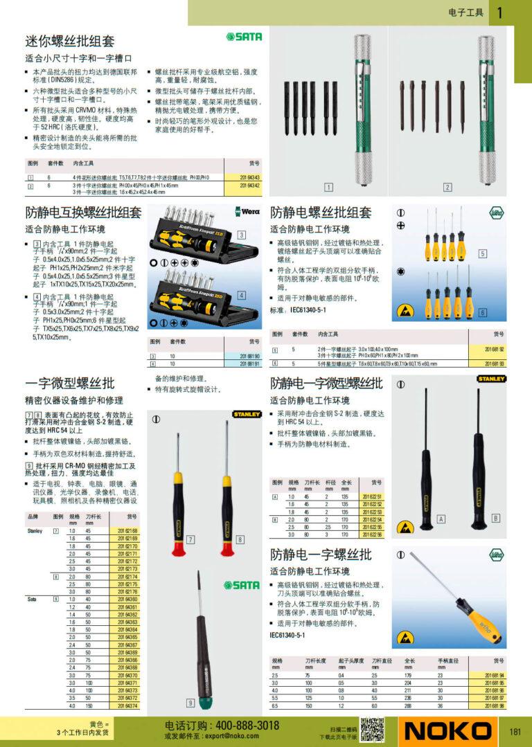 NOKO 手工具 电子工具