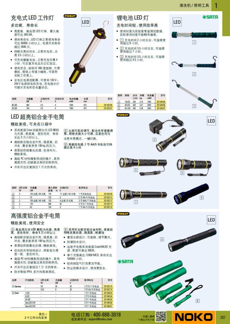 NOKO 手工具 照明工具