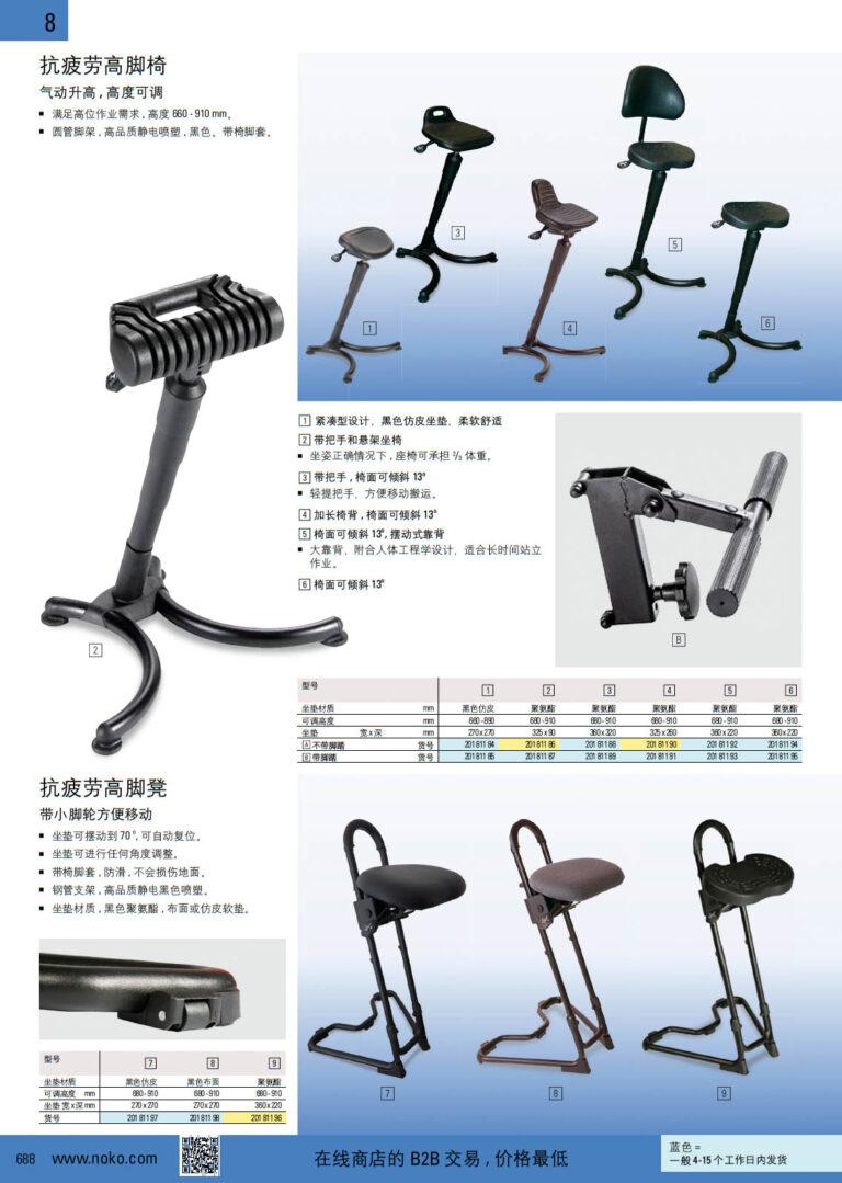 NOKO 工位器具 工作凳
