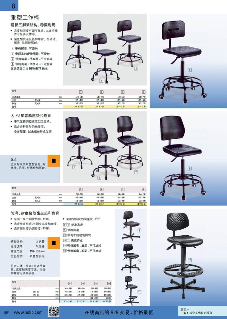 NOKO 工位器具 工作椅