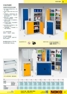NOKO 安全 环保存储柜