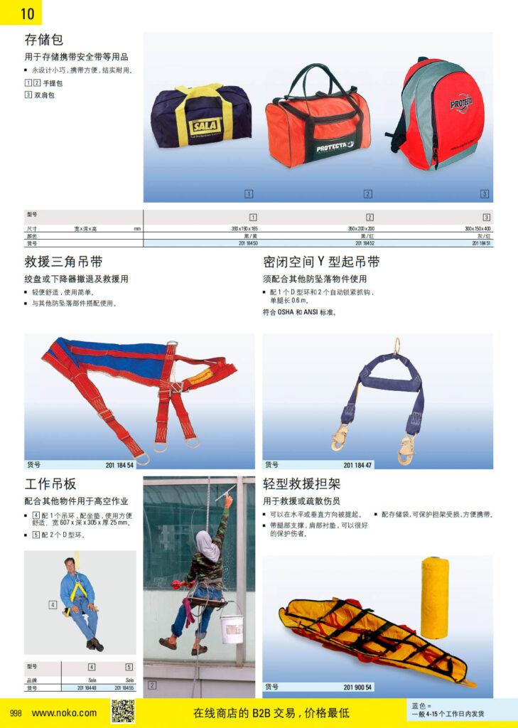 NOKO 个人防护救援 安全作业工具