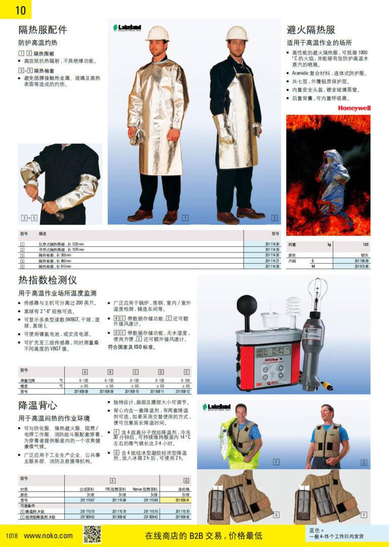 NOKO 个人防护救援 隔热降温用品
