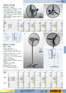 NOKO 通风设备 工业风扇